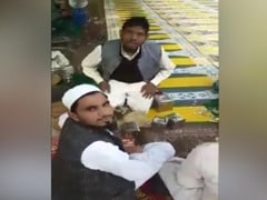"""You'll Build Mosque?"": The Video That Likely Triggered Noida <i>Namaz</i> Diktat"