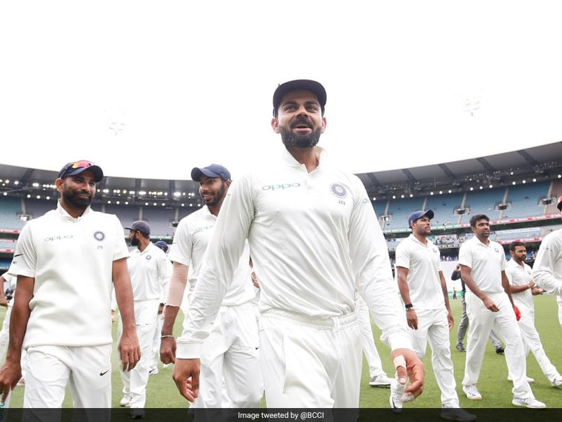 India vs Australia: Virat Kohli Equals Sourav Ganguly's Record With India's 150th Test Win