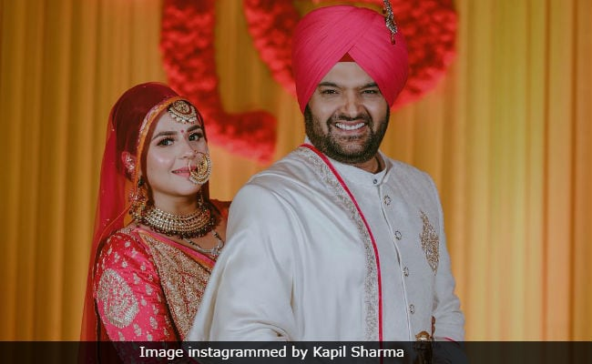What Kapil Sharma Did With The Extra Food At His Wedding
