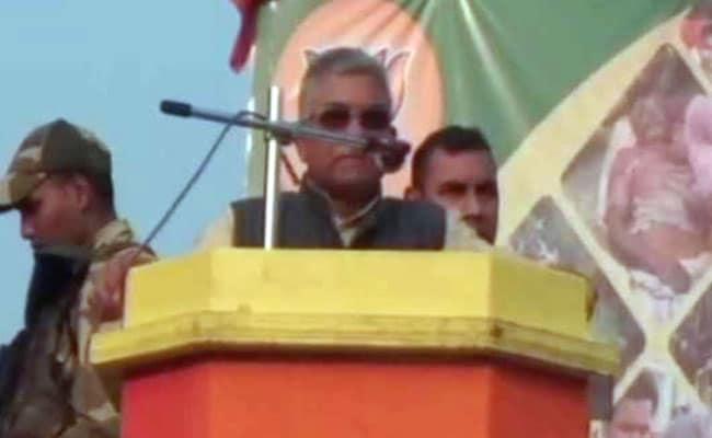 पश्चिम बंगाल: राज्य बीजेपी अध्यक्ष ने पुलिसकर्मियों को दी धमकी, कहा- सत्ता में आए तो वर्दी उतार देंगे
