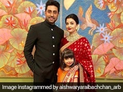 Isha Ambani Wedding: Aaradhya Is Most Adorable Bachchan In Family Pic Posted By Aishwarya