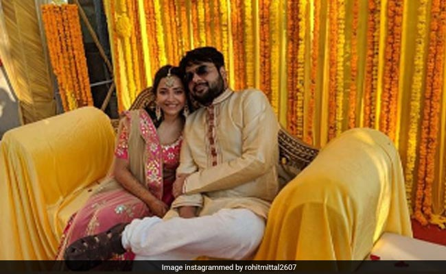 Shweta Basu Prasad Wedding