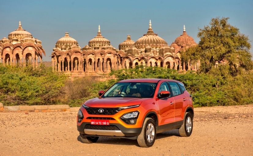 Tata Motors is all set to launch the Harrier SUV in India on January 23, 2019