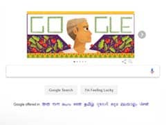 Google Celebrates Baba Amte's Birthday With A Doodle