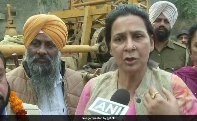 He Said 'Captain Sahab Is Like His Father': Wife Defends Navjot Sidhu