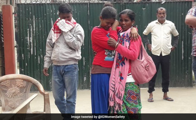 Telangana Face Recognition Tech Helps Re-Unite Assam Girl With Family