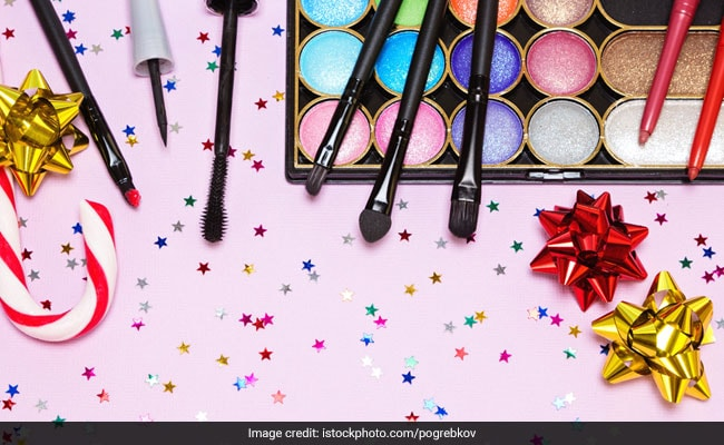 5 Ways To Shine This Party Season With Glitter Makeup