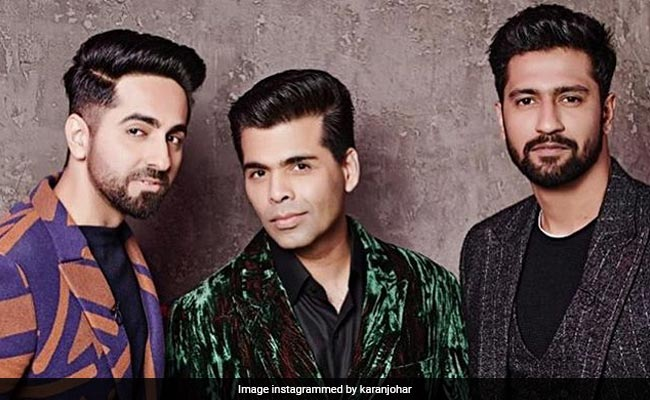 Koffee With Karan 6: Ayushmann Khurrana, Vicky Kaushal Discover Karan Johar Was Originally Named As...