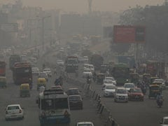 Delhi's Air Quality Deteriorates, 6 Areas Record 'Severe' Pollution