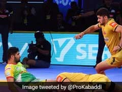 Pro Kabaddi League: Telugu Titans Beat Patna Pirates To End Home-Leg On Winning Note