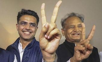 राजस्थान में CM पर रार! आलाकमान के हाथों में फैसला, बैठक में लगे सचिन-सचिन के नारे