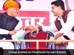 23 Ministers To Take Oath In Rajasthan Cabinet Today