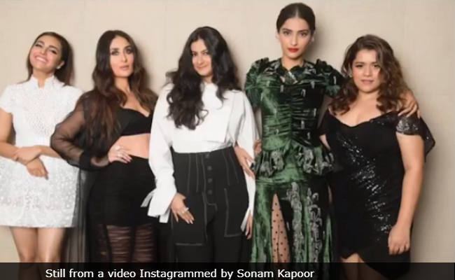 On New Year's Eve, Sonam Kapoor, Kajol, Sonali Bendre And Others 'Look Back At 2018'