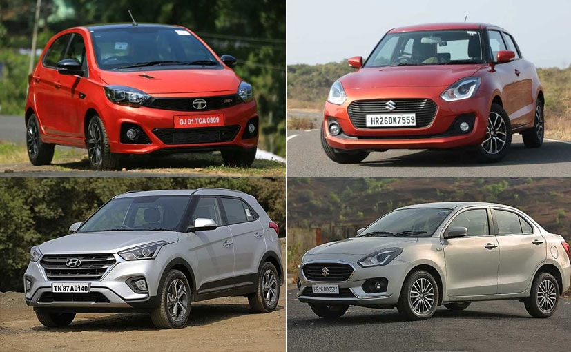 10 Best Selling Cars Of 2018 Maruti Suzuki Dzire Dethrones Alto To