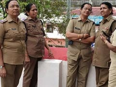 Women Cops Get Rs 1,000 For Right-Wing Leader's Arrest At Sabarimala