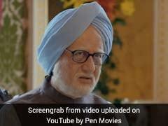 The Accidental Prime Minister Trailer: मनमोहन सिंह की फिल्म में सोनिया गांधी को बनाया 'विलेन', देखें Video
