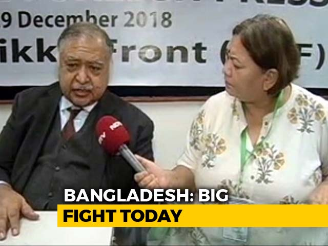 Video : Jamaat Will Have No Role If BNP Forms Government: Kamal Hossain