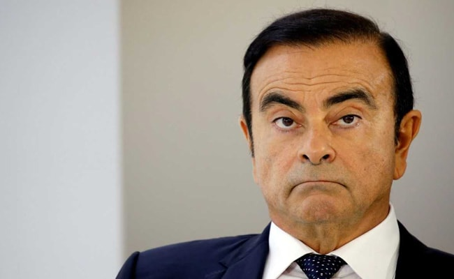 Carlos Ghosn To 'Vigorously' Defend Himself In Japan Court, Says Son