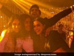 Viral: Deepika Padukone And Priyanka Chopra's Pinga Dance-Off (With Bonus Ranveer Singh)
