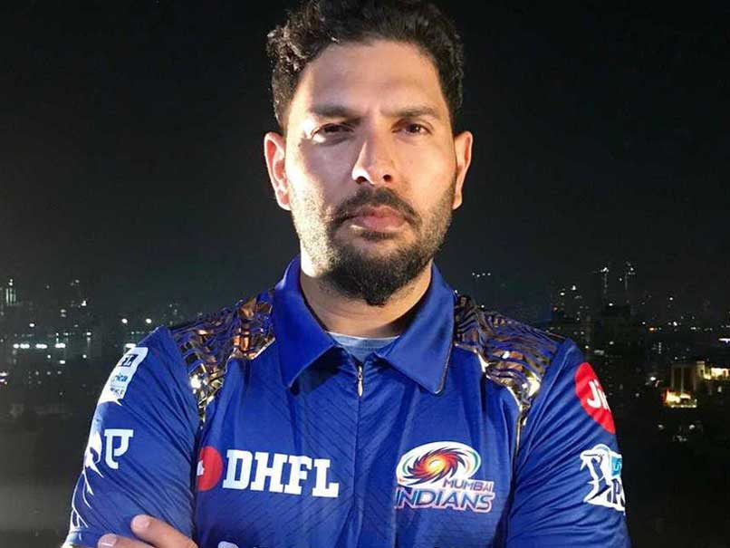 Image result for mumbai indians yuvraj singh