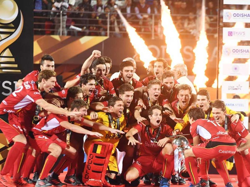 Belgium Beat Netherlands In Shootout To Win Hockey World Cup