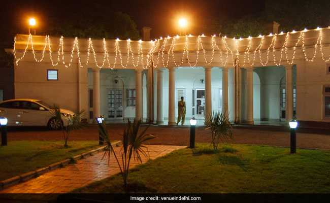 5 Ashoka Road Bungalow Can Soon Be Booked For Marriage On New App