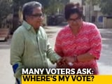 Video : In Telangana, Angry Voters Complain Of Missing Names