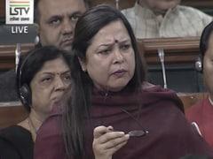 तेलंगाना एनकाउंटर पर बोलीं BJP सांसद मीनाक्षी लेखी- पुलिस के पास हथियार सजाकर रखने के लिए नहीं है, जो किया ठीक किया