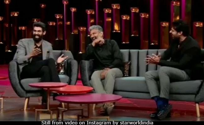 Koffee With Karan 6: Prabhas Or Rana Daggubati, Who's The 'Bad Boy'? Rajamouli's Answer Is Gold