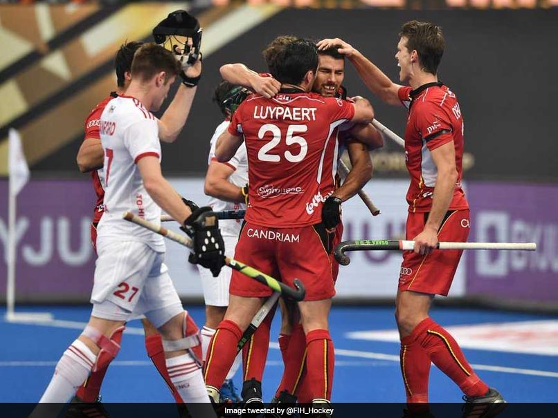 Rampant Belgium Demolish England To Reach Maiden Hockey World Cup Final