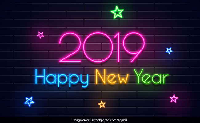 Happy New Year 2019: Wishes, Quotes, Messages, Wallpaper, Theme, Images
