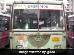 State Transport Bus In Gujarat Jumps Depot Barricade, Kills 3: Police