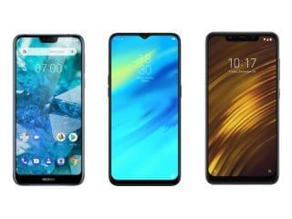Nokia 7.1, Realme 2 Pro और  Xiaomi Poco F1 में कौन बेहतर?