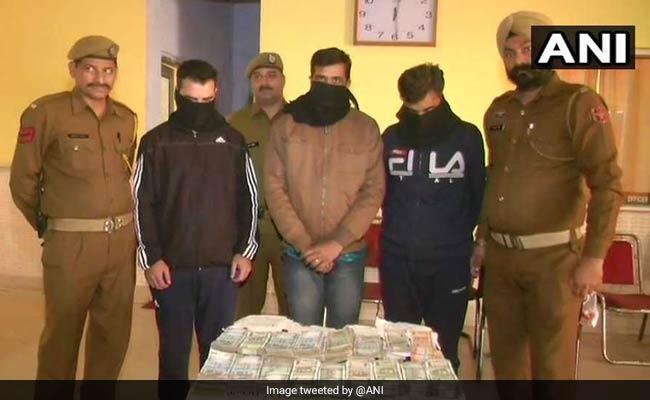 Surrendered Terrorist Among 3 Held In Jammu With Heroin Worth Rs 4 Crore