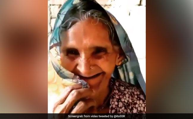 Kedarnath स्टार सुशांत सिंह राजपूत ने शेयर किया 'दादी' का वीडियो, इस तरह कहा - I Love You