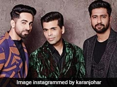 Ayushmann And Vicky Discover KJo Was Originally Named As...