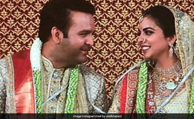 Isha Ambani Wedding: ईशा की शादी पर अमिताभ बच्चन ने कहा कुछ ऐसा, छलक आईं मुकेश-नीता की आंखें...देखें Video