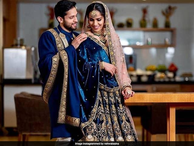 "Watch: Saina Nehwal Shares Her ""Wedding Reception Memories"" With Kashyap Parupalli"