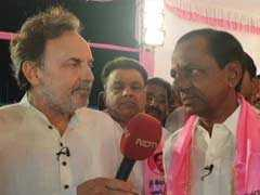 कांग्रेस-बीजेपी पर बरसे तेलंगाना के मुख्यमंत्री KCR, बोले- मैं एक योद्धा हूं, भिखारी नहीं