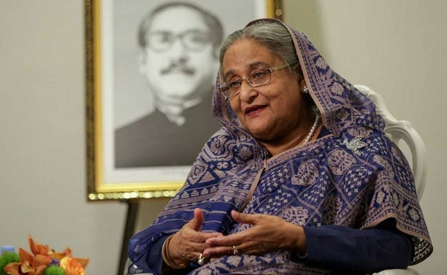 Rohingya Refugees In Bangladesh Are 'Threat To Security': Sheikh Hasina