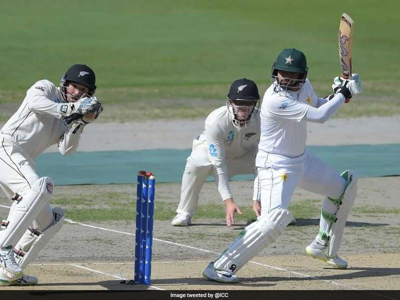 3rd Test, Day 2: Azhar Ali Puts Pakistan In Control vs New Zealand