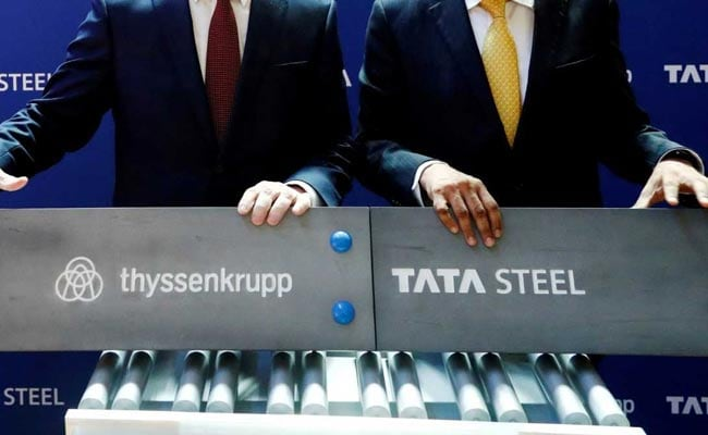 European Union Blocks Thyssenkrupp-Tata Steel Merger Plan