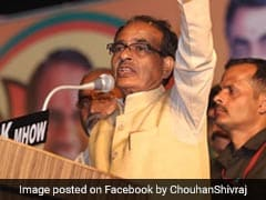 Rahul Gandhi Fled Battlefield After Poll Debacle, Says Shivraj Singh Chauhan