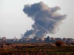 US-Led Coalition Destroys Syrian Mosque Used As ISIS Command Centre