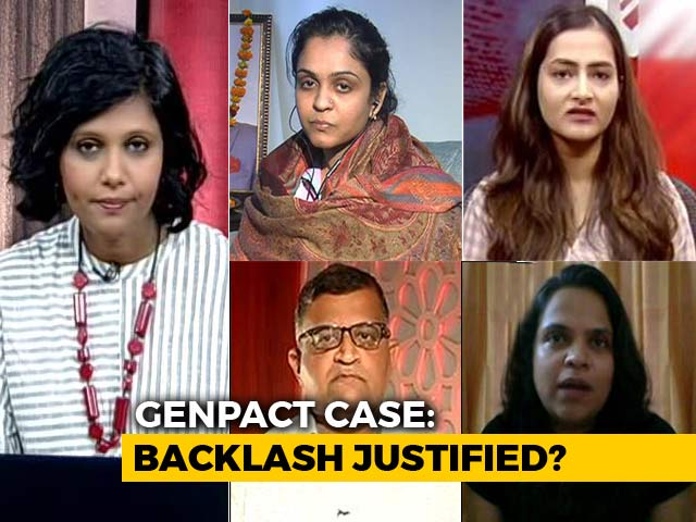 Video : Genpact Executive's Suicide: Test Case For #MeToo?