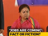 Video: In Election Season, 'Mystery' Promises Of Jobs Haunt Political Parties