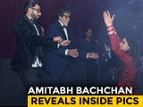 Video : Big B Reveals Who Won <i>Jumma Chumma</i> Dance-Off At DeepVeer Party