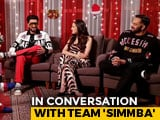 Video : 'Rohit Shetty Is A Big Prankster': Ranveer And Sara