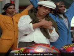 This Choreographer Danced With Shah Rukh Khan In <i>Pardes</i> And Then In <i>Zero</i>, 21 Years Later
