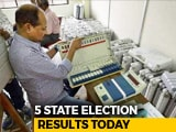 Video : 5 State Election Results Today In Semi-Final Before 2019
